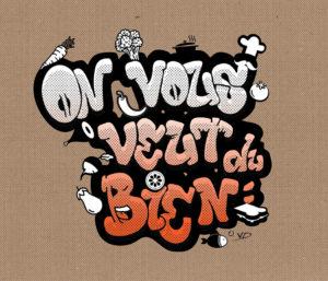 On vous veut du bien - recherches - graphisme - logo - ton - illustrator - sketch - roughs - vivien - durisotti - fritsch-durisotti
