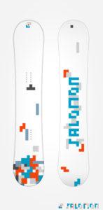 Concours Salomon - snowboard - recherches - graphisme - logo - ton - illustrator - sketch - roughs - vivien - durisotti - fritsch-durisotti