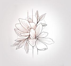 06 décembre 2019 - une petite pensée pour toi mon coeur - dessin - vivien - durisotti - design - experience - un - jour - un - dessin