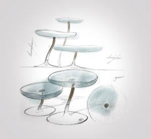2 octobre 2019 - mucidule - Roche-bobois - dessin - vivien - durisotti - design - experience - un - jour - un - dessin