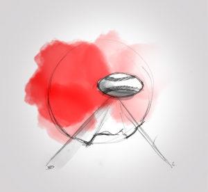 05 octobre 2019 - coupe du monde de rugby au japon - dessin - vivien - durisotti - design - experience - un - jour - un - dessin