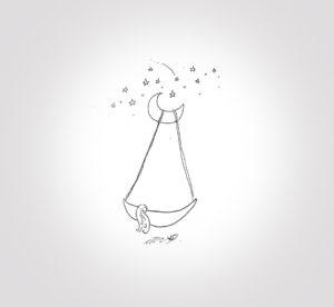 19 novembre 2019 - essaye de dormir maman - dessin - vivien - durisotti - design - experience - un - jour - un - dessin