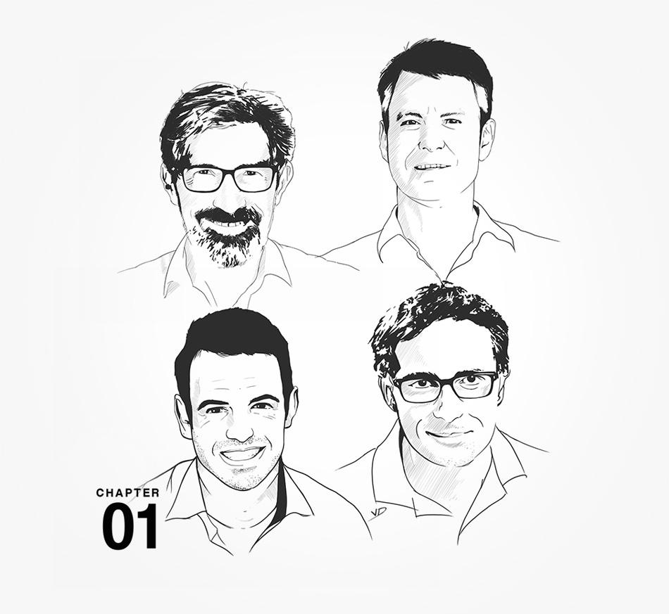 portrait - 2018 - Fil&Fog - antoine - thierry - clément - vivien vivien - durisotti - design - experience