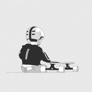Fil-fog- illustration - illustrator - univers - trame - dessin - sketch - photoshop