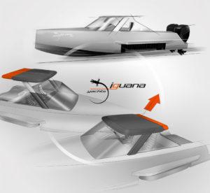 14 janvier 2021 - Iguanayachts Commuter - durisotti - design - experience - un - jour - un - dessin - dessin - vivien - durisotti - design - experience - un - jour - un - dessin