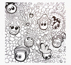 19 janvier 2021 - recherches graphismes Fil&fog - durisotti - design - experience - un - jour - un - dessin - dessin - vivien - durisotti - design - experience - un - jour - un - dessin