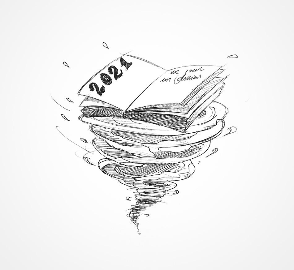 un dessin par jour - blog - journal - quotidien - 2021 - dessins - sketch - drawing - crayons - feutres - durisotti - vivien - design - experience - durisotti vivien