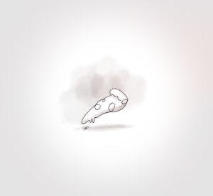 16 avril 2021 - pizza !!! - durisotti - design - experience - un - jour - un - dessin - dessin - vivien - durisotti - design - experience - un - jour - un - dessin