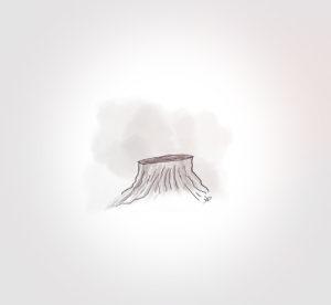 17 avril 2021 - en mode bucheron !!! - durisotti - design - experience - un - jour - un - dessin - dessin - vivien - durisotti - design - experience - un - jour - un - dessin