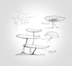 16 avril 2020 - 30 ème jour - design x life contre le covid 19 - dessin - vivien - durisotti - design - experience