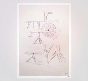 20 avril 2020 - Design X Life - dessin - sketch - vivien - durisotti - design - experience