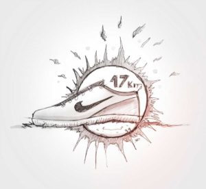 25 avril dessin- vivien-durisotti-25-avril-course-sketch-design-experience