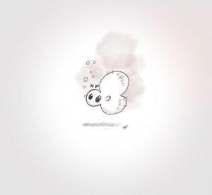 26 avril 2021 - Blurp 6 !!! - durisotti - design - experience - un - jour - un - dessin - dessin - vivien - durisotti - design - experience - un - jour - un - dessin