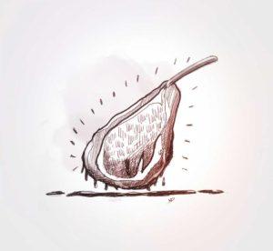 26 - avril - BBQ - dessin-vivien-durisotti-sketch-85-kilo-27-avril-design-experience