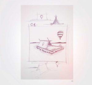 29 - avril - 2020 - Design X Life - dessin - sketch - vivien - durisotti - design - experience