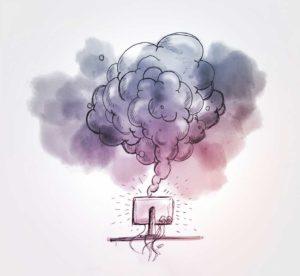 4 mai - dessin - star - explosion - vivien -durisotti -design -experience