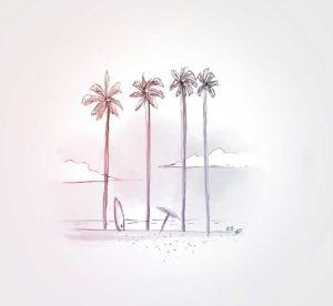 10 juin - Miami Vice - dessin - vivien - durisotti - design - experience