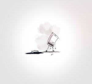 12 juin 2021 - pas beau quand t'as trop !!! - durisotti - design - experience - un - jour - un - dessin - dessin - vivien - durisotti - design - experience - un - jour - un - dessin