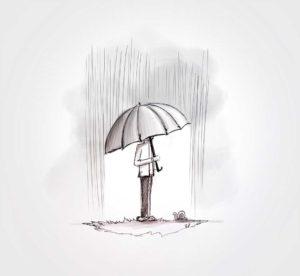 12 juin - enfin la pluie - dessin - vivien - durisotti - design - experience - un - jour - un - dessin