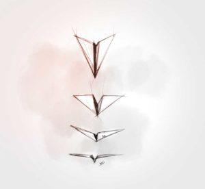 15 juin - en mode voltige - dessin - vivien - durisotti - design - experience - un - jour - un - dessin