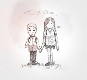 22 juin - Retour à l'école - tu nous manques - dessin - vivien - durisotti - design - experience - un - jour - un - dessin