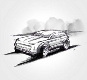 10 juillet - en mode 4x4 - dessin - vivien - durisotti - design - experience - un - jour - un - dessin