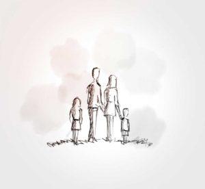 26 juillet - balade en famille - dessin - vivien - durisotti - design - experience - un - jour - un - dessin