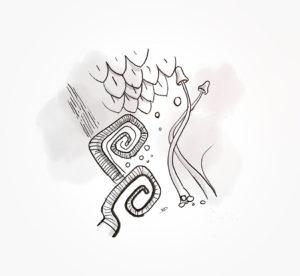 21 janvier 2021 - recherches graphismes Fil&fog - durisotti - design - experience - un - jour - un - dessin - dessin - vivien - durisotti - design - experience - un - jour - un - dessin