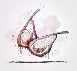 5 septembre - Tomawok de Wagyu Australien - merci frangin - dessin - vivien - durisotti - design - experience - un - jour - un - dessin - dessin - vivien - durisotti - design - experience - un - jour - un - dessin