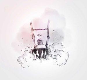 19 septembre - à l'attaque - dessin - vivien - durisotti - design - experience - un - jour - un - dessin - dessin - vivien - durisotti - design - experience - un - jour - un - dessin