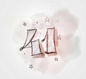 29 septembre - joyeux anniversaire mon ami - dessin - vivien - durisotti - design - experience - un - jour - un - dessin - dessin - vivien - durisotti - design - experience - un - jour - un - dessin