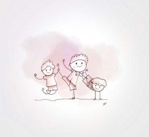 03 octobre - trio Ezio-Andrii-Hugo - dessin - vivien - durisotti - design - experience - un - jour - un - dessin - dessin - vivien - durisotti - design - experience - un - jour - un - dessin