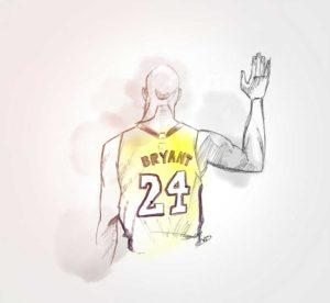 26 janvier 2020 - au revoir Champion Kobe Bryan 41 ans