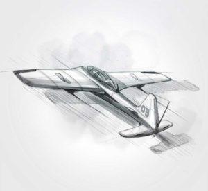 2 Novembre - Flying n°9 - dessin - vivien - durisotti - design - experience - un - jour - un - dessin - dessin - vivien - durisotti - design - experience - un - jour - un - dessin