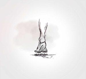 07 décembre - ça fait mal - vivien - durisotti - design - experience - un - jour - un - dessin - dessin - vivien - durisotti - design - experience - un - jour - un - dessin