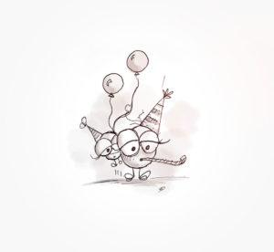 13 mars 2021 - C'est la teuf - durisotti - design - experience - un - jour - un - dessin - dessin - vivien - durisotti - design - experience - un - jour - un - dessin