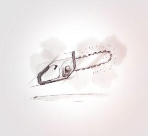 03 avril 2021 - A l'attaque !!! - durisotti - design - experience - un - jour - un - dessin - dessin - vivien - durisotti - design - experience - un - jour - un - dessin