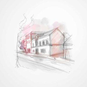 10 août - dernier passage à l'agence - dessin - vivien - durisotti - design - experience - un - jour - un - dessin
