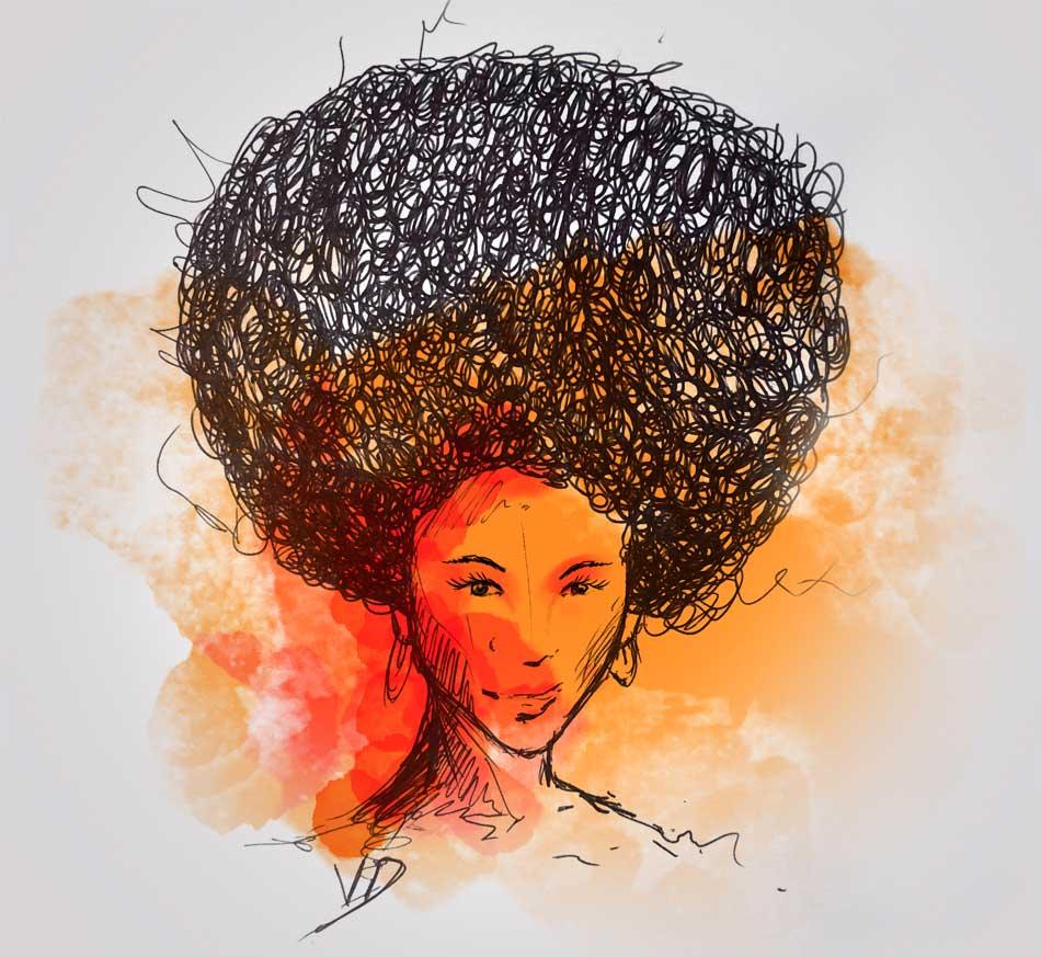 08 sept 2019 - anniversaire Christelle - 40 ans - dessin - vivien - durisotti - design - experience - un - jour - un - dessin