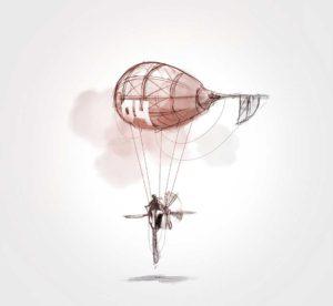 19 janvier 2019 - vol N°4 - dessin - vivien - durisotti - design - experience - un - jour - un - dessin