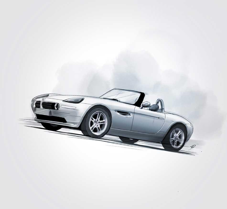 BMW - Z8 - 2000 - 2003