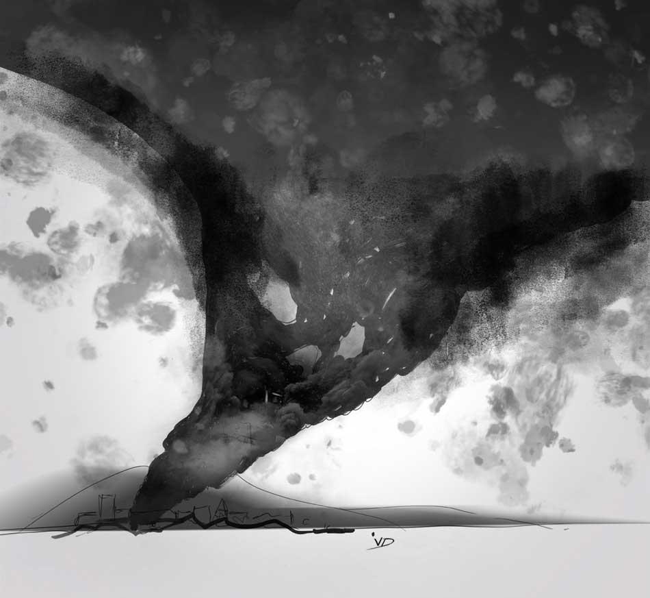 28 septembre 2019 - tragédie ROUEN - dessin - vivien - durisotti - design - experience - un - jour - un - dessin