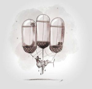 31 decembre - vol n20-21 - dessin - vivien - durisotti - design - experience - un - jour - un - dessin - dessin - vivien - durisotti - design - experience - un - jour - un - dessin