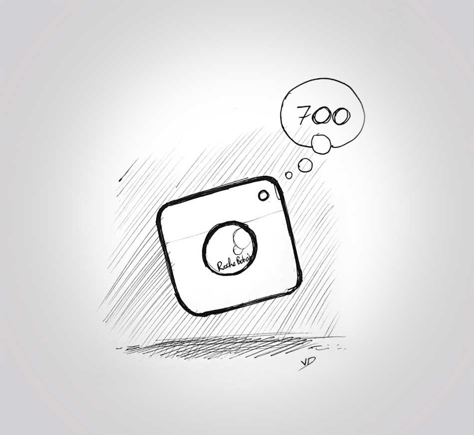 22 octobre - 700 abonnées pour FD - copyright Vivien Durisotti