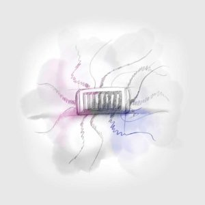 7 août - changement serveur phase 2 - dessin - vivien - durisotti - design - experience - un - jour - un - dessin