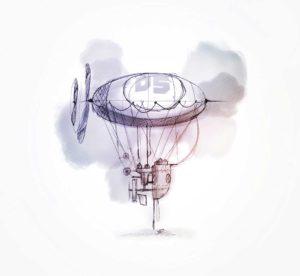 13 mars 2019 - vol N°5 - dessin - vivien - durisotti - design - experience - un - jour - un - dessin