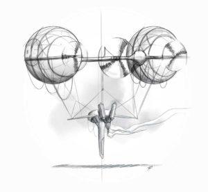 3 avril 2020 - 17 ème jour - vol N°6 - dessin - vivien - durisotti - design - experience - dessin - vivien - durisotti - design - experience